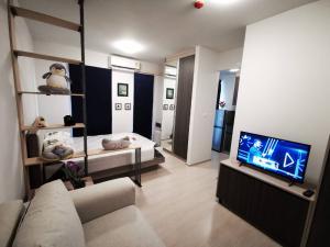 For RentCondoBangna, Bearing, Lasalle : Condo for rent Unio Sukhumvit 72 near BTS