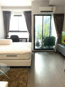 For RentCondoOnnut, Udomsuk : Condo for rent, IDEO S93, next to BTS Bangchak 🎯