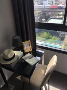 เช่าคอนโดอ่อนนุช อุดมสุข : 🏠ให้เช่าคอนโด IDEO S93 ห้องสตูดิโอ ชั้น 9 ตึก A  แต่งสวย ติดBtsบางจาก