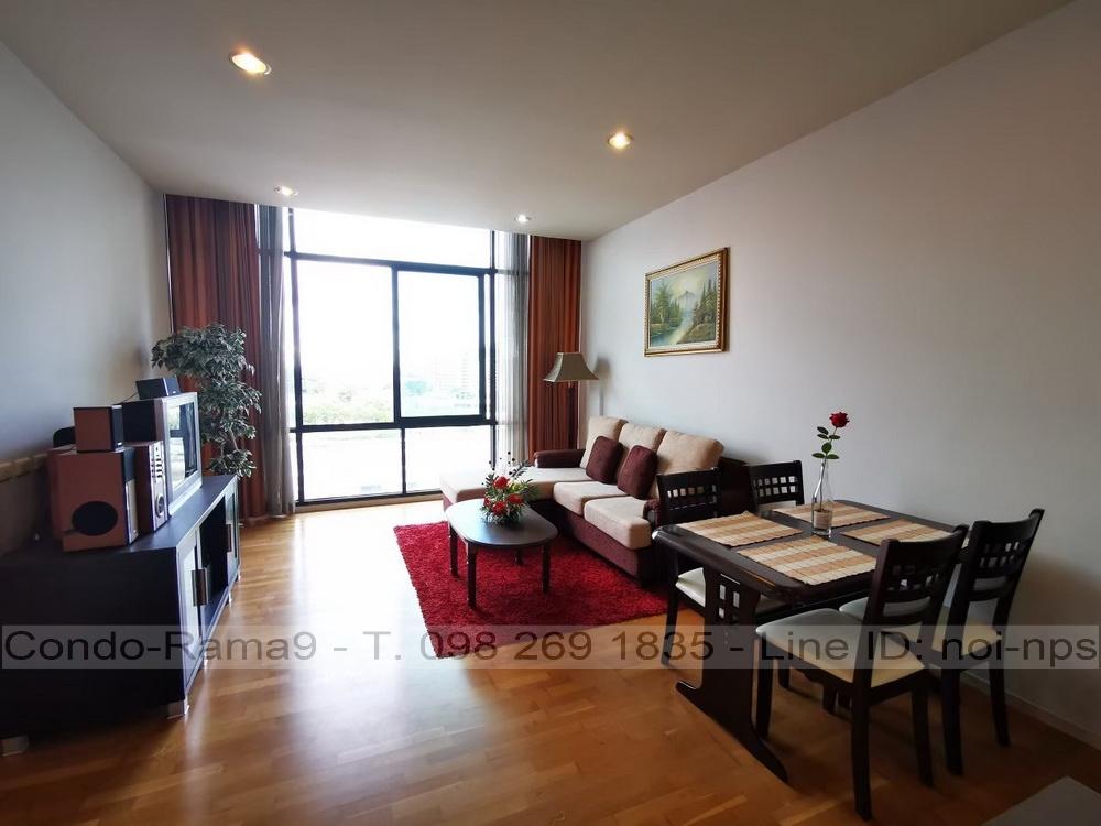 ขายคอนโดรัชดา ห้วยขวาง : SALE !! Condo Amanta Ratchada, MRT Thailand Cultural Centre, 2 Bed, Tower 1, Floor 7, Area 85 sq.m., Sale 7 MB