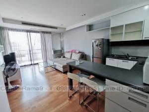 ขายคอนโดรัชดา ห้วยขวาง : SALE !! Condo Amanta Ratchada, MRT Thailand Cultural Centre, 2 Beds, Tower 2, Floor 2, Area 85 sq.m., Sale 6.7 MB