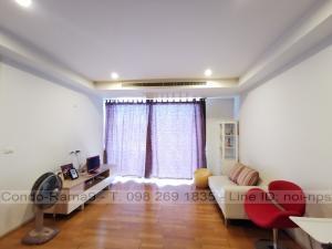 ขายคอนโดรัชดา ห้วยขวาง : SALE !! Condo Amanta Ratchada, MRT Thailand Cultural Centre, 2 Beds, Tower 3, Floor 3, Area 85 sq.m., Sale 6 MB