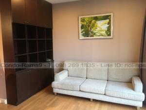 ขายคอนโดรัชดา ห้วยขวาง : SALE !! Condo Amanta Ratchada, MRT Thailand Cultural Centre, 1 Bed, Tower 2, Floor 3, Area 75 sq.m., Sale 7 MB