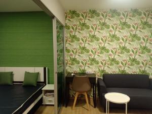 For RentCondoChengwatana, Muangthong : For rent .. Beautiful room, full furniture Appliances ready Immediately move in @Plum condo chaengwattana