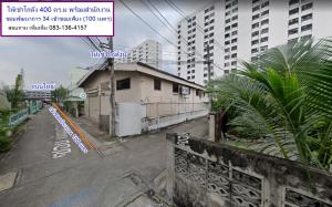 For RentWarehousePattanakan, Srinakarin : Warehouse for rent 400 sq m with office In Soi Pattanakarn 34, just enter the alley (100 meters)
