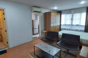 For RentCondoRatchadapisek, Huaikwang, Suttisan : 💥🎉Hot deal for rent Lumpini Ville Cultural Center [Lumpini Ville Cultural Center] beautiful room, good price, convenient transportation, complete furniture. Ready to move in immediately Make an appointment to see the room.