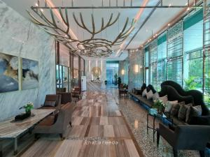 For RentCondoSukhumvit, Asoke, Thonglor : FOR RENT !!! Supalai Oriental Sukhumvit 39, 2 bedrooms with many rooms to choose from, Built in luxury furniture, special price.
