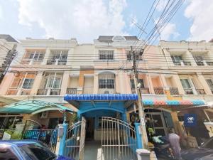 For SaleTownhouseRama 2, Bang Khun Thian : Prinlak Rama 2, beautiful house, fully furnished, ready to move in, complete extension, no need to add more, only 2.99 million