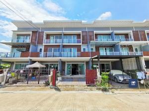 For SaleTownhouseRama 2, Bang Khun Thian : Supalai Primo Rama 2, beautiful house, kitchen, ready to use, only 3.99 million