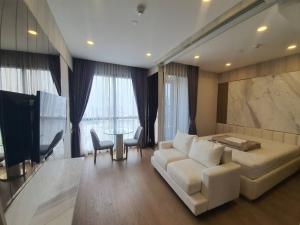 For RentCondoSiam Paragon ,Chulalongkorn,Samyan : For rent: Ashton Chula-Silom, beautiful room, very good view, fully furnished, near MRT Sam Yan