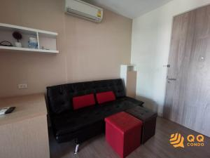 For RentCondoRatchathewi,Phayathai : For Rent The Capital Ratchaprarop - Vibha 1Bedroom 31Sq.   Fully furnished