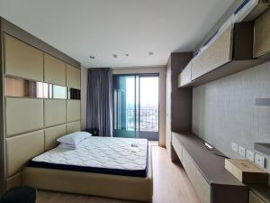 For RentCondoSiam Paragon ,Chulalongkorn,Samyan : For rent, IDEO Q Chula-Samyan, building N, beautiful decoration, fully furnished, ready to move in.