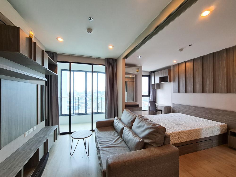 เช่าคอนโดสยาม จุฬา สามย่าน : ให้เช่า IDEO Q จุฬา-สามย่าน Built-in สวยทั้งห้อง Fully Furnished พร้อมอยู่