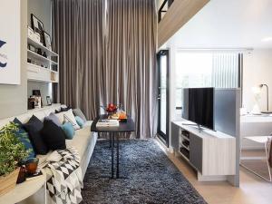 For RentCondoRama9, RCA, Petchaburi : 🔥 For Sale - Rent 1 Bed 29.17 Sqm.🔥 _Condo Chewathai Residence Asoke_MRT : Rama 9_350 m.