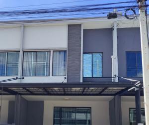 For RentTownhouseRangsit, Patumtani : Townhome for rent, Pleno Phahon-Rangsit project ❗❗
