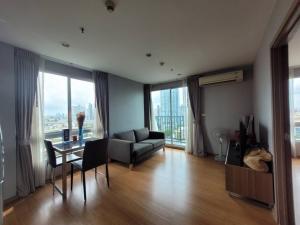 เช่าคอนโดอ่อนนุช อุดมสุข : ❤️The Base 77, 1 Bedrooom 37 sqm, ⭐️High floor, Open view to Canal, Nearby Thonglor for rent @ 16,000 THB, For sales @ 3.9 MB 😊