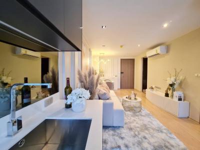 ขายคอนโดสยาม จุฬา สามย่าน : M3523 Altitude Samyan Condo For Sale 2b1b Fully furnished