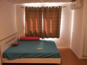 For RentCondoLadkrabang, Suwannaphum Airport : For rent, Lumpini Condo Town Romklao-Suvarnabhumi, fully furnished.