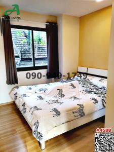 For RentCondoSamrong, Samut Prakan : Condo for sale / rent B Loft Sukhumvit 115, near BTS Pu Chao, ready to move in.