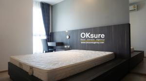 เช่าคอนโดท่าพระ ตลาดพลู : 1 ห้องนอน ให้เช่า IDEO Wuttakard ใกล้ BTS วุฒากาศ ( มี Clip )
