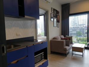 For RentCondoSukhumvit, Asoke, Thonglor : *** For rent, XT Ekamai, 1 bedroom, size 30 sqm., 6th floor, with furniture + electrical appliances ***