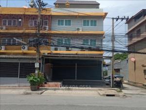 เช่าสำนักงานแจ้งวัฒนะ เมืองทอง : ให้เช่า อาคารพาณิชย์    4 ชั้น  ติด ถนน สะพาน นนทบุรี  ทำเลดี