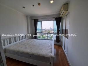 For RentCondoKasetsart, Ratchayothin : (Rent) Condo Lumpini Place Ratchayothin buildind  C , 10   floor ,  city view. (1 bedrooms)