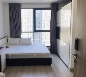 For RentCondoOnnut, Udomsuk : Urgent rental, drop room, very good price, simple style, Ideo Mobi Sukhumvit