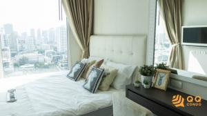 For RentCondoSukhumvit, Asoke, Thonglor : For Rent  Ivy Thonglor  1Bed , size 43 sq.m., Beautiful room, fully furnished.