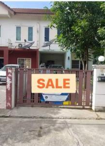 For SaleTownhouseRangsit, Patumtani : Townhome for sale: Baan Fah Rangsit, Lam Luk Ka-Klong 7 (064-6654666).