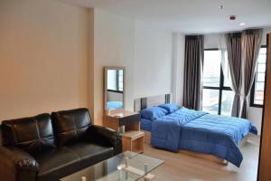 เช่าคอนโดพระราม 9 เพชรบุรีตัดใหม่ : For Rent 📍 10,000 Rhythm Asoke 2 (ริทึ่ม อโศก2) Type Studio unit 28 sqm. 12A Floor Fully furnished