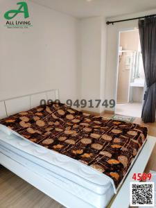 For SaleCondoLadprao101, The Mall Bang Kapi : Happy condo for sale (Ladprao 101) Beautiful room ready to move in.