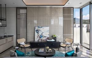 For SaleCondoPattaya, Bangsaen, Chonburi : New luxury penthouse condo for sale (Duplex)