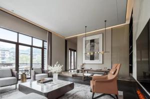 For SaleCondoPattaya, Bangsaen, Chonburi : Sale duplex luxury penthouse sea view on phratamnak hill