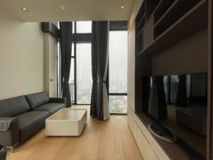 For RentCondoWitthayu,Ploenchit  ,Langsuan : For rent 1 Bedroom Duplex With Clear view