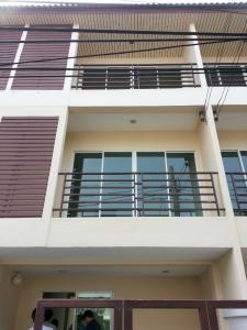 For SaleTownhouseVipawadee, Don Mueang, Lak Si : 3-storey townhome Laksi, Vibhavadi, Chaengwattana, near BTS 3 lines