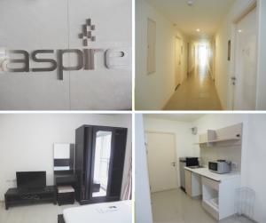 For SaleCondoLadprao101, The Mall Bang Kapi : Condo for sale Low rise, cozy, warm atmosphere, Aspire Ladprao 113 (Aspire Ladprao 113).