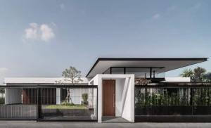 For SaleHouseNakhon Pathom, Phutthamonthon, Salaya : Single house for sale, Wang Taku, very beautiful, size 2 jobs, new construction, near Nakhon Pathom Rajabhat, Silpakorn University, new motorway