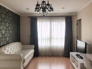 For RentCondoOnnut, Udomsuk : For rent, Lumpini Ville, Sukhumvit 77/2, 2 bedrooms, 2 bathrooms, fully furnished, beautiful room 14,500 baht per month