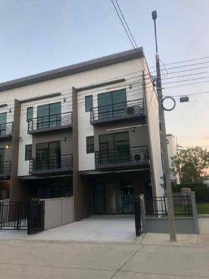 เช่าทาวน์เฮ้าส์/ทาวน์โฮมนวมินทร์ รามอินทรา : 📣ให้เช่าทาวน์โฮม 3 ชั้น แถวคู้บอน โครงการบ้านกลางเมืองรามอินทรา บ้านใหม่เอี่ยมไม่เคยเข้าอยู่