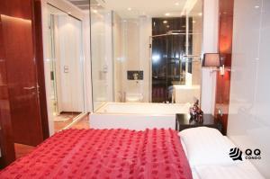 For RentCondoSukhumvit, Asoke, Thonglor : For Rent The Address Sukhumvit 28 - 1Bed , size 45 sq.m., Beautiful room, fully furnished.