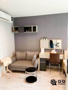 For SaleCondoOnnut, Udomsuk : For sale Ideo Mobi Sukhumvit - Studio , size 22 sq.m., Beautiful room, fully furnished.