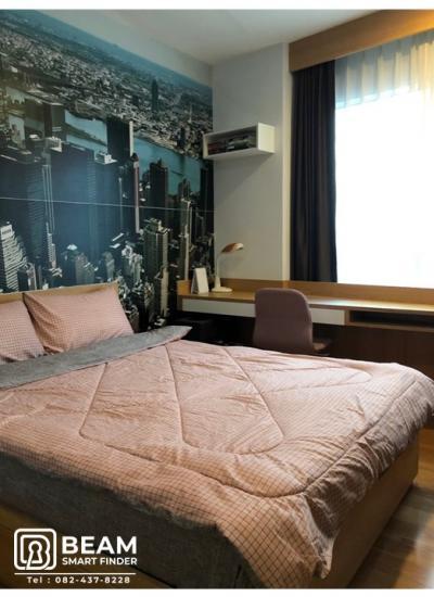 For RentCondoRatchathewi,Phayathai : LE001_P💖Lette Ize💖 ** Fully furnished, beautiful, ready to move in ** near BTS Ratchathewi