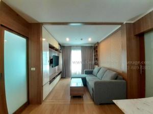 เช่าคอนโดบางนา แบริ่ง : ลุมพินี เมกะซิตี้ บางนา บิ้วอินสวยจัดเต็ม มี 1 ห้องนอนและ 1 ห้องทำงาน เจ้าของอยู่เองมาก่อน