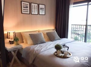 For RentCondoOnnut, Udomsuk : For rent Life Sukhumvit 48 - 1bed, size 40 sq.m., Beautiful room, fully furnished.