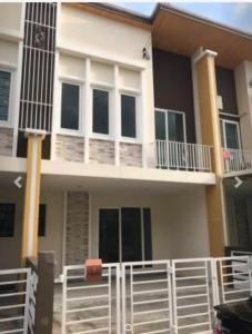 ขายทาวน์เฮ้าส์/ทาวน์โฮมเสรีไทย-นิด้า : ขายบ้านสวยสภาพใหม่ ราคาไม่แพง ทาวน์โฮม 2 ชั้นโกลเด้นทาวน์ รามคำแหง-วงแหวน