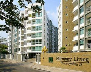 For SaleCondoAri,Anusaowaree : ⚡️☀️ I hurry for sale, Harmony Living project, phahonyothin 11, beautiful room, fully furnished, complete electrical appliances, 84 sq m, 2 bedrooms, 2 bathrooms.