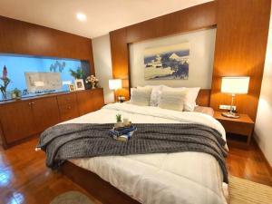 For RentCondoSukhumvit, Asoke, Thonglor : For rent[45sq.m], Rin House, only 6 minutes to BTS Phrom Phong, Sukhumvit 39.