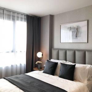 For RentCondoOnnut, Udomsuk : For rent, Ideo Sukhumvit 93, 10th floor, Building B, fully furnished, near BTS Bang Chak.