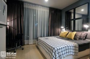 For RentCondoRama9, RCA, Petchaburi : LP008_N😍💖 Condo Lumpini Suite Phetchaburi-Makkasan, new room with furniture and electrical appliances 😍